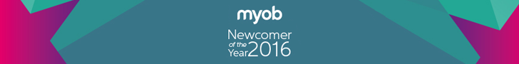 myob newcomer of the year 2016